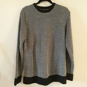 Forever 21| Men Textured Knit Pullover Sweater